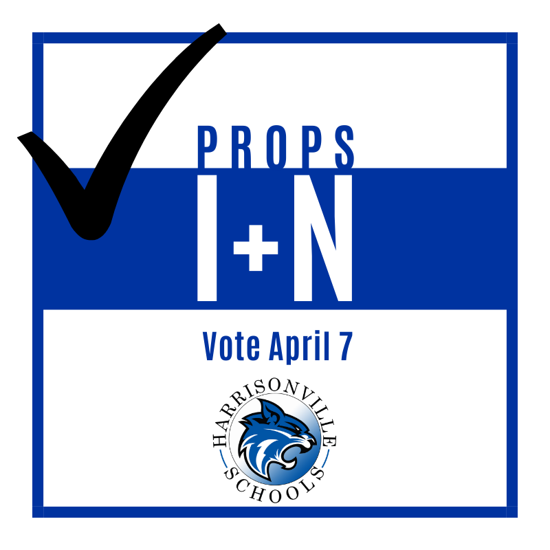 District places Props I+N on April 7 ballot