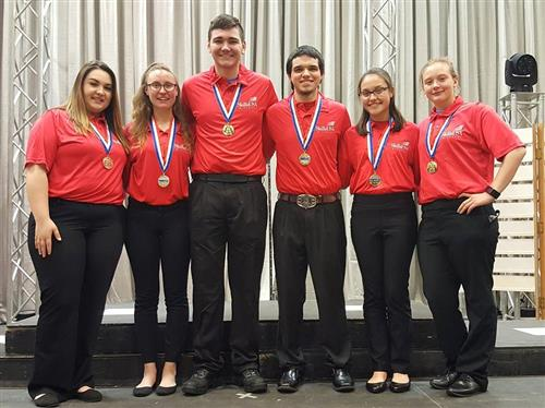 skillsusa members who competed